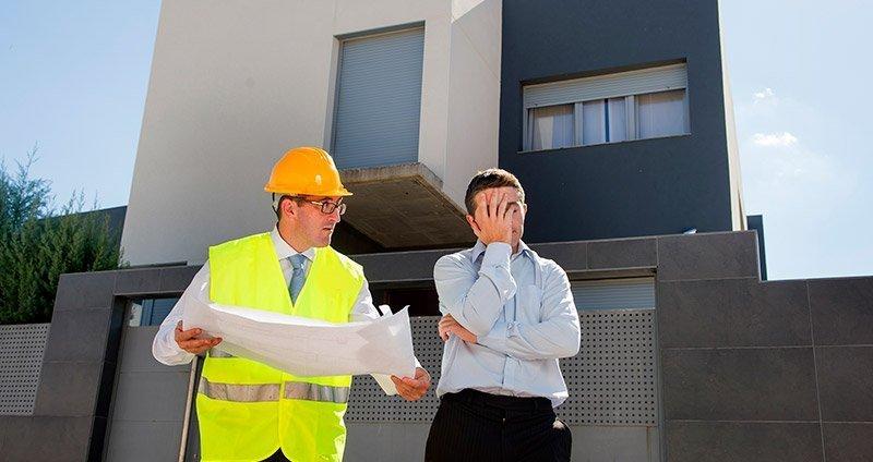 Lavori di ristrutturazione: gli errori progettuali
