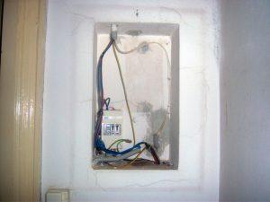 ristrutturare un appartamento: il quadro elettrico