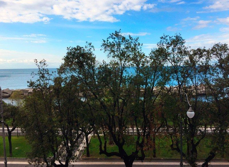 ristrutturare un appartamento: la vista