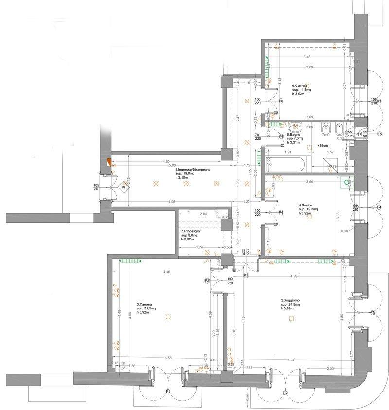Ristrutturare un appartamento: lo stato di fatto