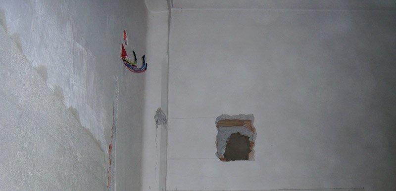 ristrutturare un appartamento: la colonna da superare