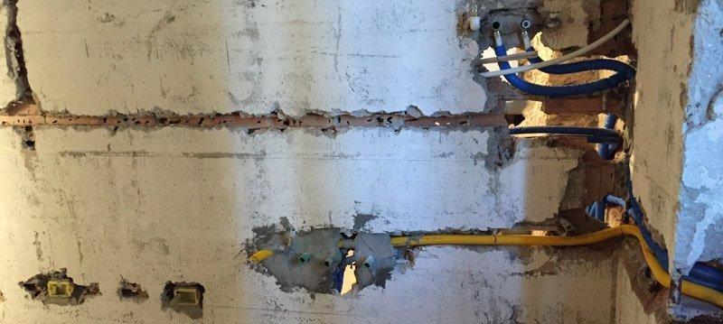 ristrutturare un appartamento: gli impianti