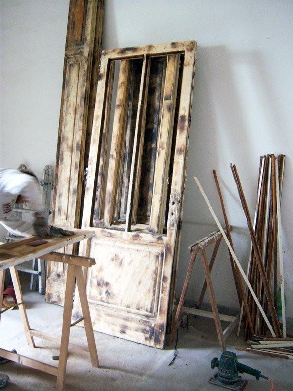 ristrutturare un appartamento infissi accatastati