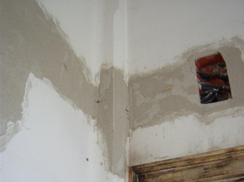 ristrutturare un appartamento: la chisusura delle tracce