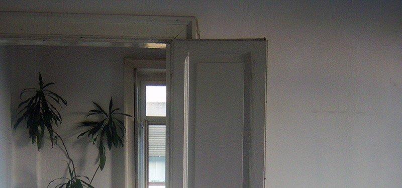 Ristrutturare un appartamento gli infissi pirma