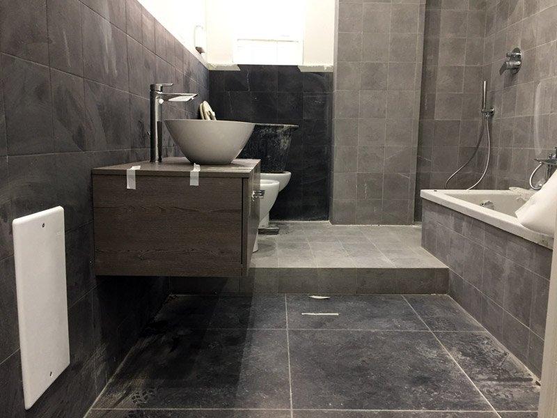 ristrutturare un appartamento: il lavabo