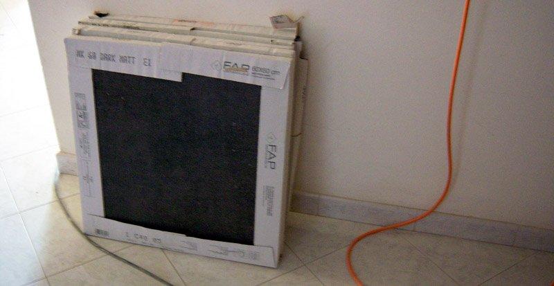 ristrutturare un appartamento le piastrelle