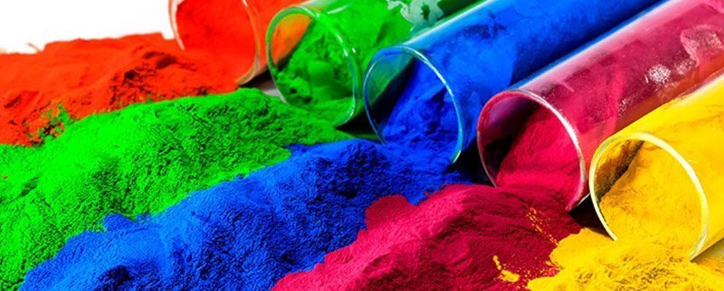 anche la pittra per imbiancare casa ha bisogno di pigmenti
