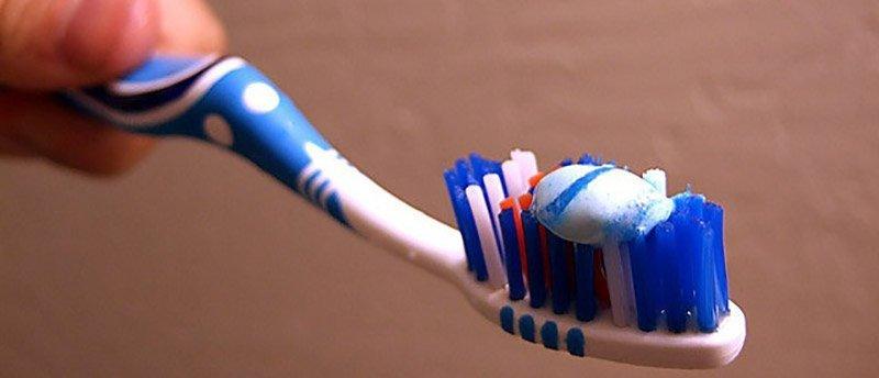 pitture ai silicati: imbiancare casa col dentrificio