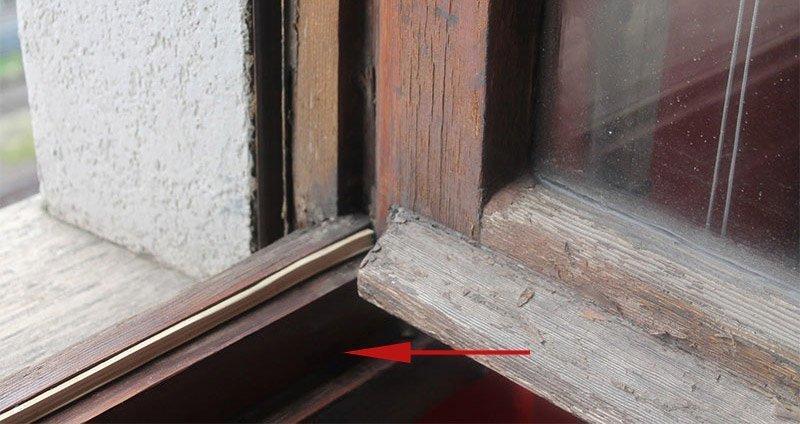 sostituzione degli infissi: il telaio fisso