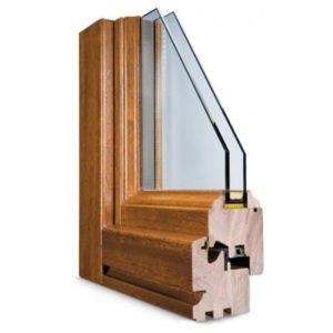la sostituzione degli infissi in legno