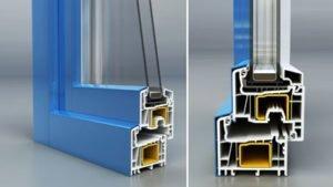 sostituzione degli infissi con il PVC-alluminio