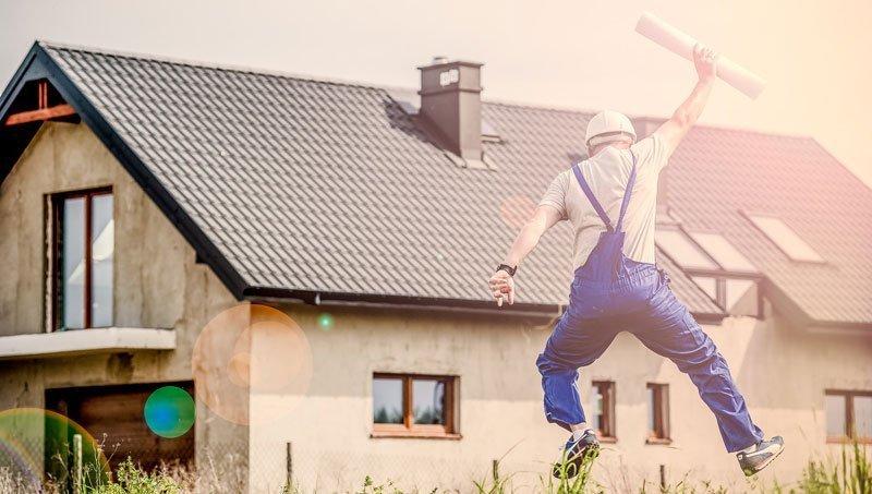 ristrutturare una casa è...