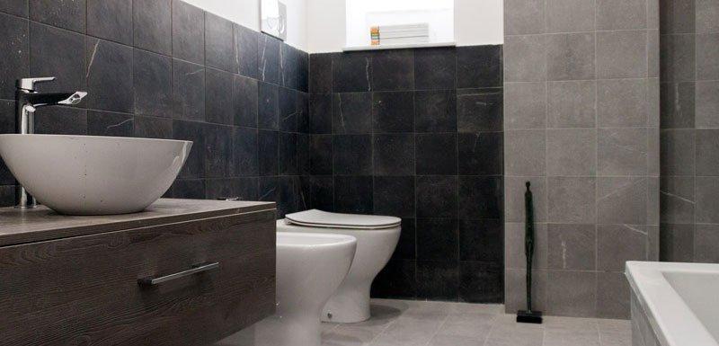 manutenzione ordinaria bagno: scarico traslato
