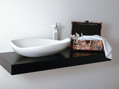 Mensola lavabo