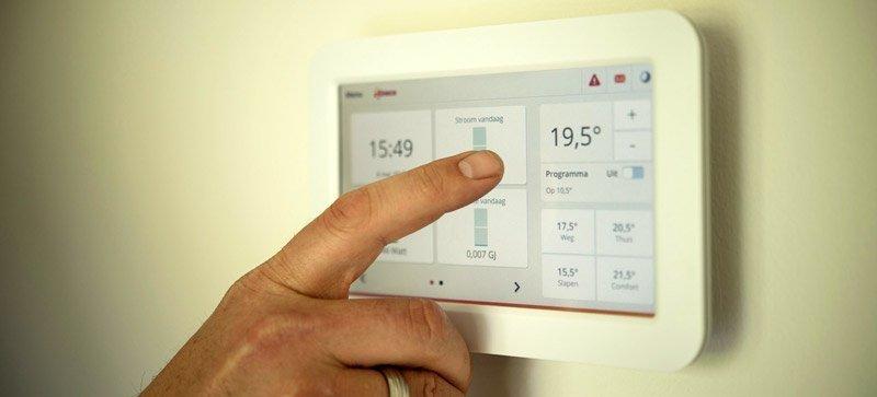 gestione valvole termostatiche