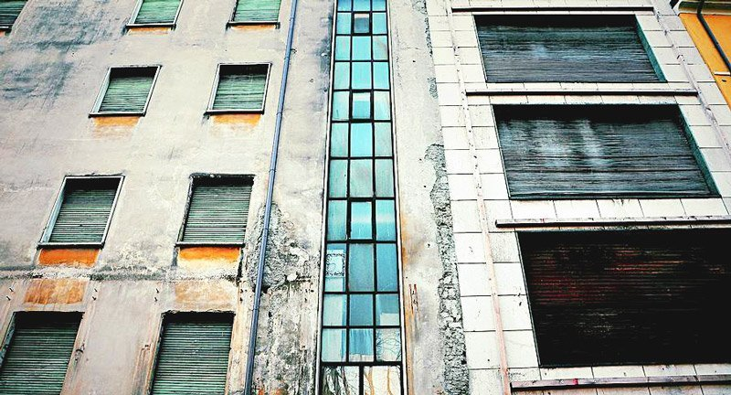 Patologie degli edifici