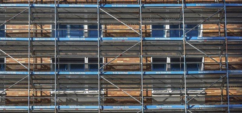 ristrutturazione della facciata
