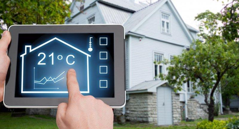 Risparmio energetico con la domotica