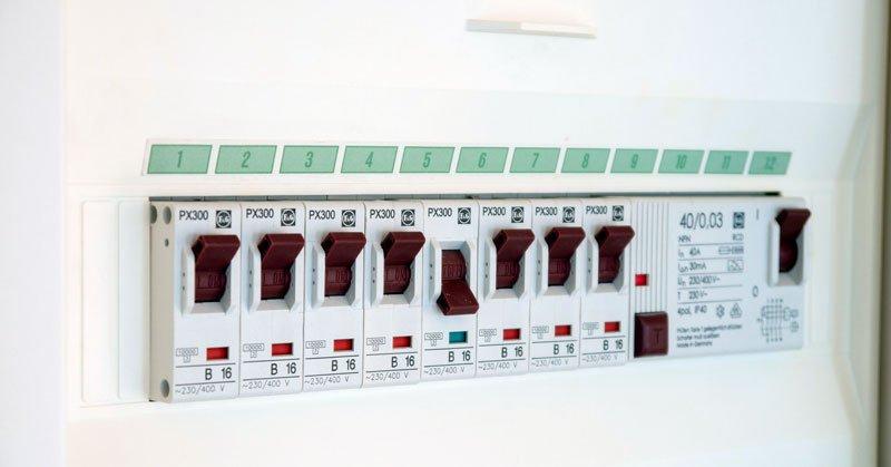 livelli impianto elettrico: livello 1 - base