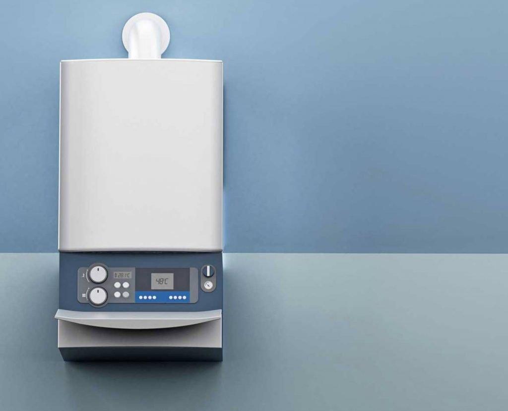 impianto di riscaldamento con caldaia a condensazione