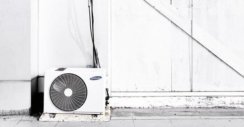 pompa di calore per l'impianto di riscaldamento