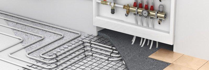 riscaldare casa: riscaldamento a pavimento