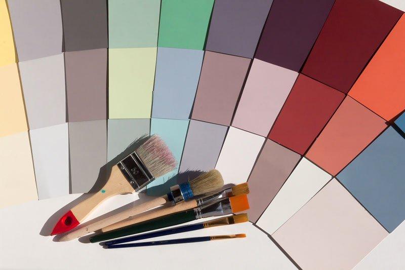 Il colore nella decorazione della casa