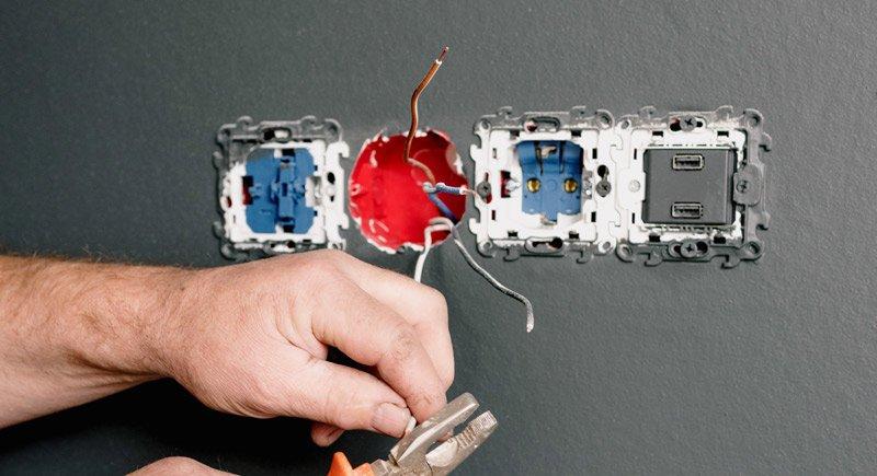 Rifacimento impianto elettrico